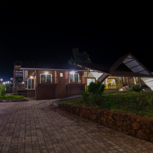 Night view of  Dala Mare